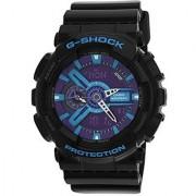 G-Shock Analog-Digital Purple Dial Mens Watch - Ga-110Hc-1Adr (G332)
