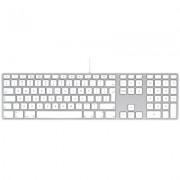 Apple Keyboard med keypad - (Internationell Engelska)