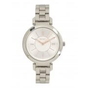 レディース DKNY ELLINGTON 腕時計 シルバー