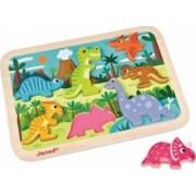 Puzzle Janod Dino Chunky