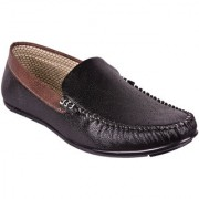 BB LAA Tan Men's Simple and minimal Loafers Shoes
