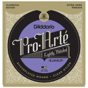 D'Addario EJ44-LP ProArte Laser Selected Nylon Trebles Extra Hard