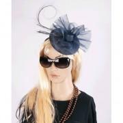 Geen Luxe grote navy hoed voor dames