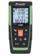 Medidor De Distancia Digital Proskit Nt-8560 Laser 60 Metros