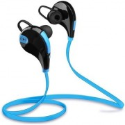 JOGGER Bluetooth sports stereo headset for all smartphones Wired Wireless Bluetooth Headset With Mic (Assorted)