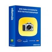 Site para Fotógrafos - Estúdios de Fotografia - Fotos e Eventos - Banco de Imagens