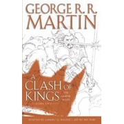 A Clash of Kings: The Graphic Novel: Volume Two/George R. R. Martin