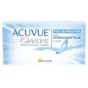 Lichidare Stoc - Acuvue Oasys for Astigmatism 6 buc.