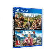 UBISOFT Conjunto Juego PS4 Far Cry 4 + Far Cry 5 (Double Pack - FPS - M18)