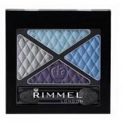 Rimmel London Glam Eyes Quad Eye Shadow 4,2G 023 Beauty Spells Per Donna (Cosmetic)