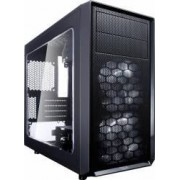 Carcasa Fractal Design Focus Mini G Black Window Fara sursa