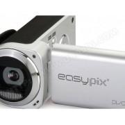 T-B-D Easypix DVC 5127 Trip - Camescope de voyage 5MP