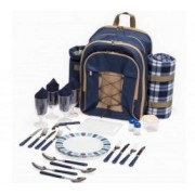 Rucsac picnic termoizolant pentru 4 persoane Andrew James AJ001370, Accesorii fara BPA