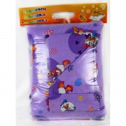 Бебешки спален комплект DONALD DUCK purple - 100% Памук