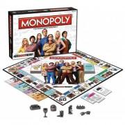 The Big Bang Theory Jeu De Plateau Monopoly Anglais