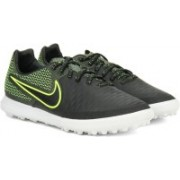 Nike MAGISTAX FINALE TF Football Shoes For Men(Black)