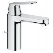 Grohe Eurosmart Cosmopolitan - Mitigeur monocommande lavabo taille M avec garniture de vidage chrome