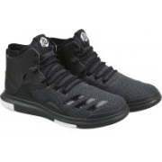 Adidas D ROSE LAKESHORE ULTRA Basketball Shoes For Men(Black)