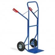 B2B Partner Ocelový rudl, nosnost 250 kg, dušová kola