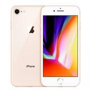 Apple iPhone 8, 64GB, Gold Fully Unlocked (Renewed)