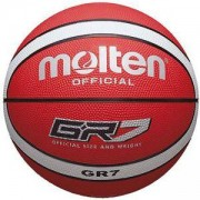 Баскетболна топка BGR7-RW, MOLTEN, 4905741825775