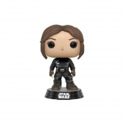 Funko Pop Exclusivo Jyn Erso Black Suit - Rogue One Movie Star Wars Target