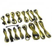 Kit cabluri modulare CableMod C-Series AXi, HXi, RM - Black/Yellow