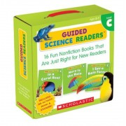 Guided Science Readers: Level C [With Sticker(s) and Activity Book], Paperback