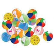 Day Mini Sports Toy Ball Set for Toddlers, Soft Foam Playground Balls for Kids Outdoor Indoor Family Games (Diameter- 3 inches)( Birthday Return Gift for Kids) ( Pack of 12 )