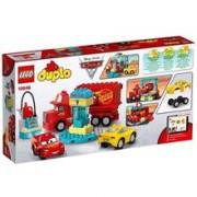 Set Lego Duplo Cars Flo S Cafe