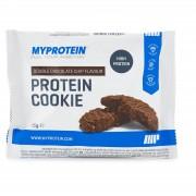 Myprotein Protein Cookie (Vzorek) - 75g - Dvojitá Čokoláda
