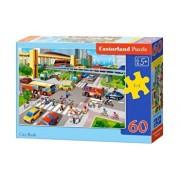 Puzzle Aglomeratie in Oras, 60 piese