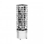 Horno de sauna - 6 kW - estufa cilíndrica - de 30 a 110 ° C