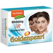 Golden Pearl Whitening Soap For Normal Skin 100g (Pack Of 1)