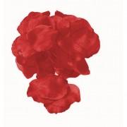 Confezione 288 petali in tessuto color rosso