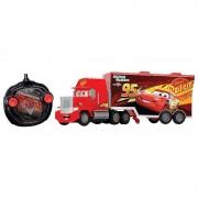 Simba toys modellino dickie 203089025038 - cars 3 mack truck con radiocomando scala 1:24
