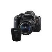 Combo Canon EOS Rebel T6i 18-55mm + Bolsa Canon Bole