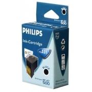 Cartus Black Pfa531 Original Philips Mfj 500