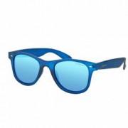 Ochelari de soare unisex Polaroid Matte Blue Pld6009 Ujo Marime Small