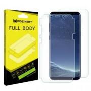 Folie protectie Wozinsky Full Body Self-Repair pentru Samsung Galaxy S8 set TPU fata+spate transparent