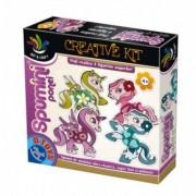 Joc de Creatie - CreativeKit - Spumini Ponei