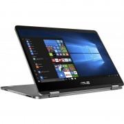 Laptop Asus VivoBook Flip 14 TP401NA-EC017T 10 inch FHD Touch Intel Pentium N4200 4GB DDR3 64GB eMMC Windows 10 Home Light Grey