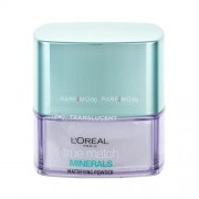 L´Oreal Paris True Match Minerals Mattifying Powder 10g Грим за Жени Нюанс - Translucent
