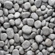 Pebble Granit Rock Star Grey Discus 5 - 15 cm KG