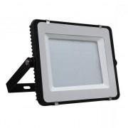 VTAC V-TAC PRO VT-156 Faro led 150W slim alluminio nero chip Samsung SMD alta luminosità bianco naturale 4000K - SKU 772