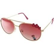 Disney Aviator Sunglasses(For Girls)