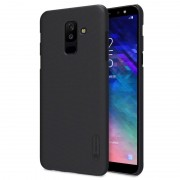Capa Nillkin Super Frosted Shield para Samsung Galaxy A6+ (2018) - Preto