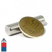 Magnet neodim cilindru 10 x 40 mm