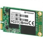Твърд диск transcend 256gb msata (50.8 x 29.85mm) ssd sata3, micron 16nm mlc, read-write: up to 560mbs, 290mb - ts256gmsa370