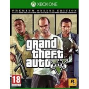 Xbox One Game Grand Theft Auto 5, Retail Box, No Warranty on Software